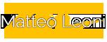 Matteo Leoni Portfolio Logo